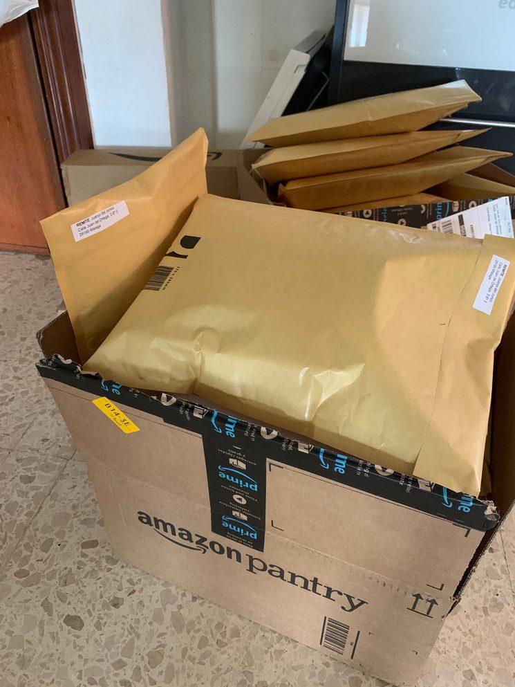 Paquetes preparados