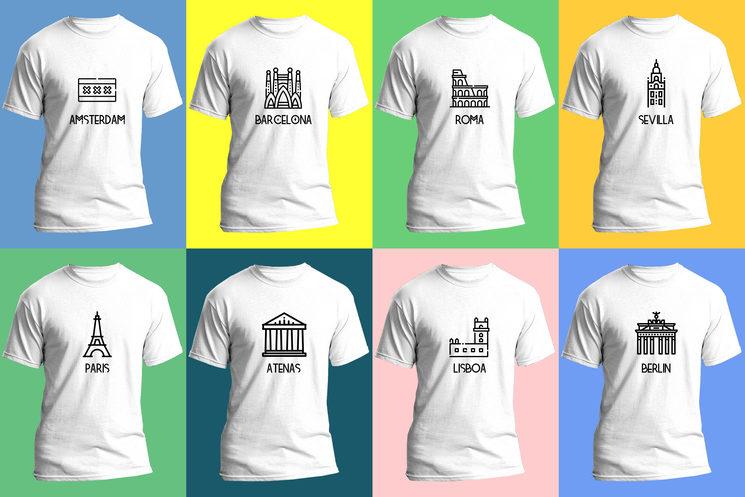 Nuestros primeros 8 diseños