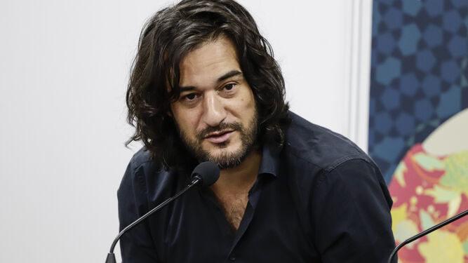 """Manuel Jabois (Sanxenxo, 1978), escritor y periodista de """"El País"""""""
