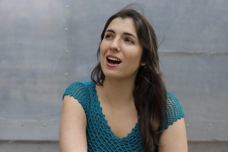 Celina Jiménez, singer © Mark Kagan