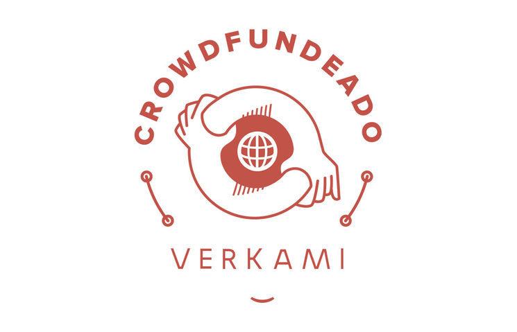 *Logo Verkami