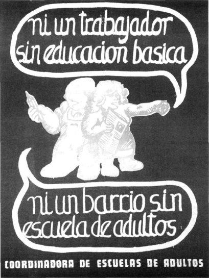 1978 COORDINADORA D