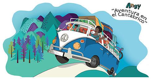 Ilustración de Rut Villamagna