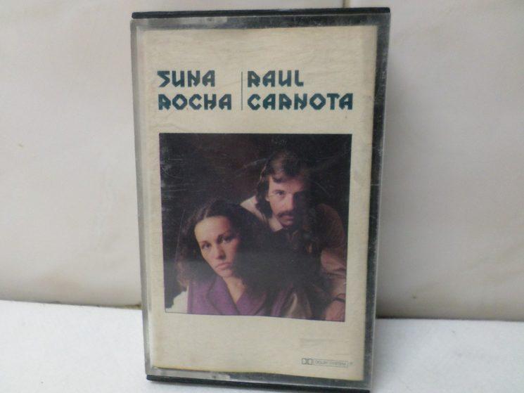 Cassette: Suna Rocha & Raúl Carnota