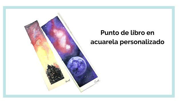 Puntos de libro personalizado