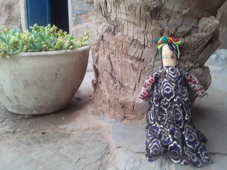 Muñeca bereber