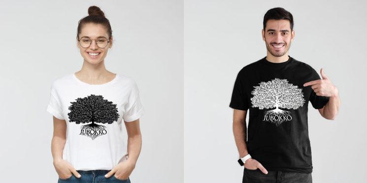 Diseño provisional de la camiseta