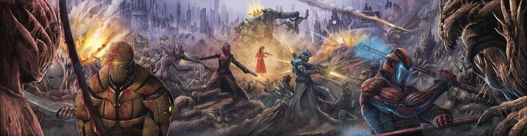 Knights en combate