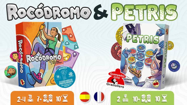 Nuevo proyecto - ¡Rocódromo y Petris!