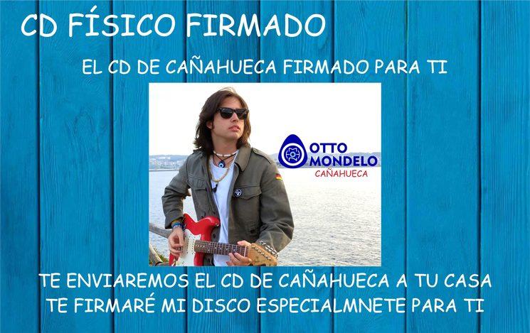 CD FÍSICO FIRMADO