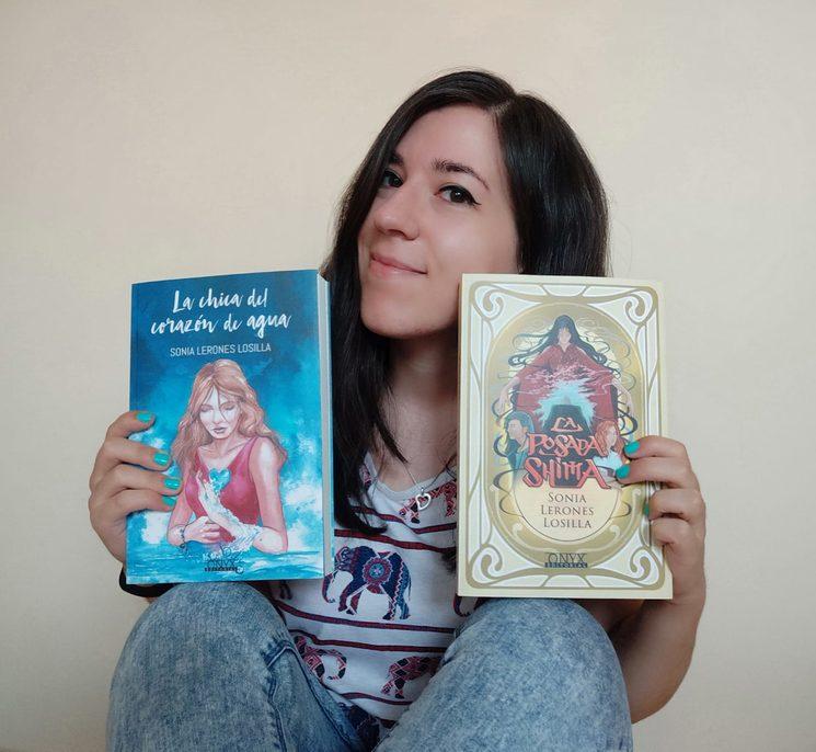 Sonia Lerones autora