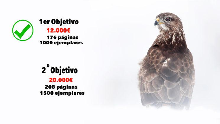 ACTUALIZACIÓN DE OBJETIVO ¡¡SEGUIMOS ADELANTE!!