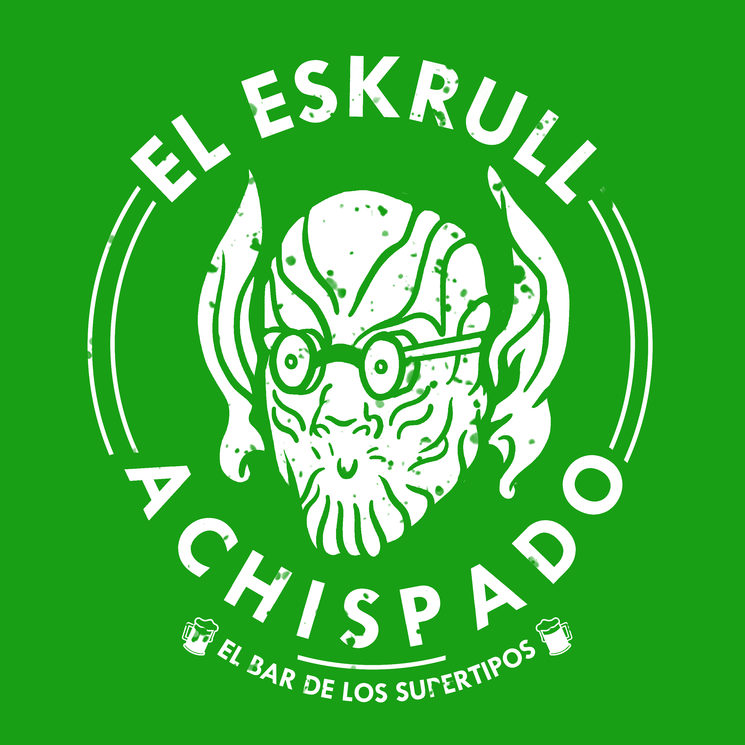 El Eskrull Achispado... :)