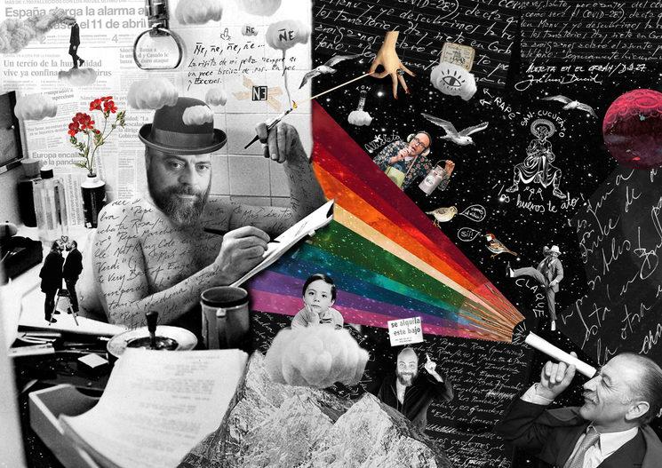 Muestra de Lámina A3 impresa a todo color, por Inés Taboada Vizcaíno