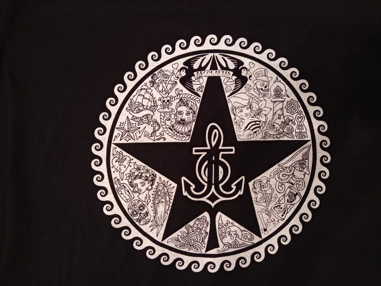 Camiseta Argonautas Old School Tattoo
