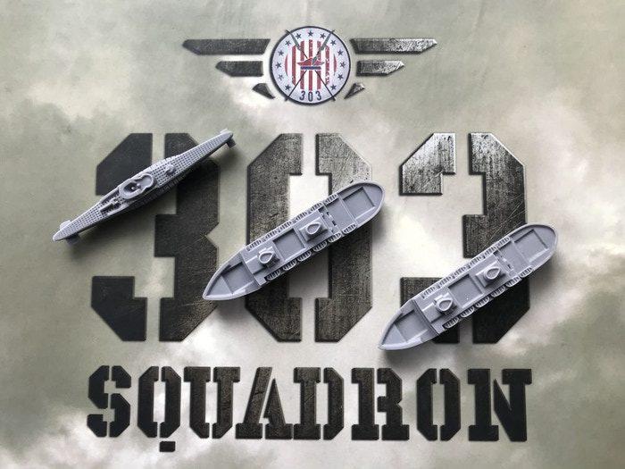 Traduciendo 303 Squadron
