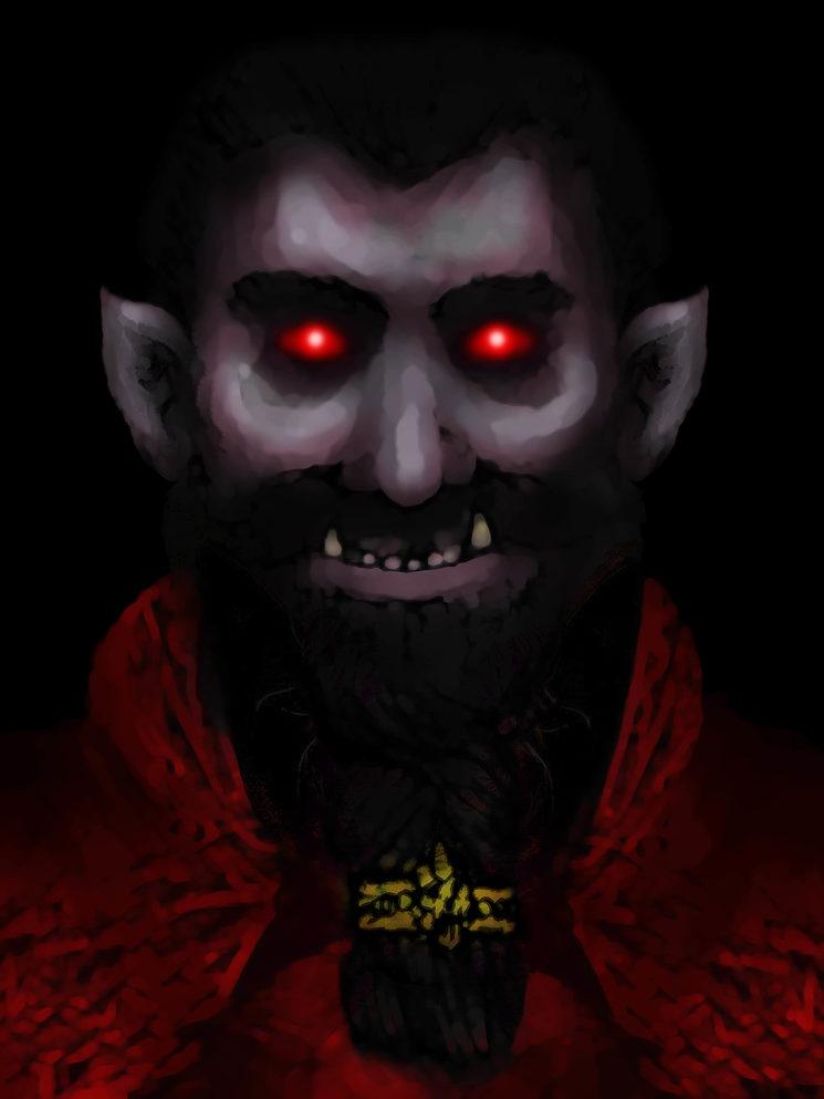 Fenar Strakeln, el Señor de los Vampiros.