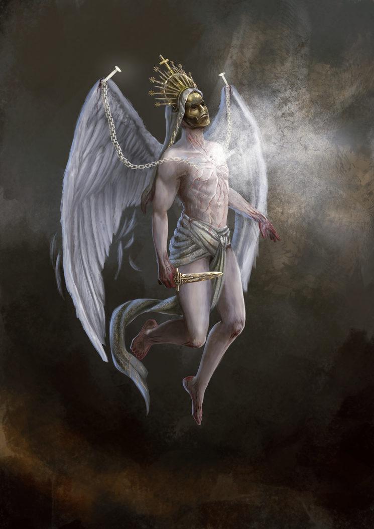 Iluminado, Angelus