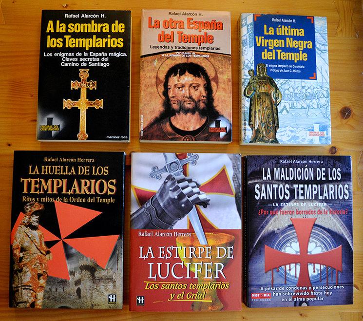 Títulos publicados por Rafael Alarcón Herrera