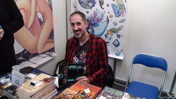 David Braña guionista de Vivar