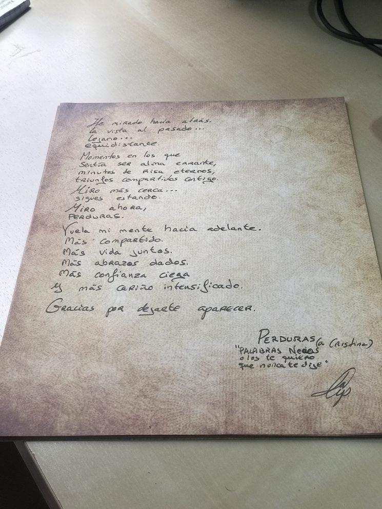 """Papiro """"Perduras"""""""
