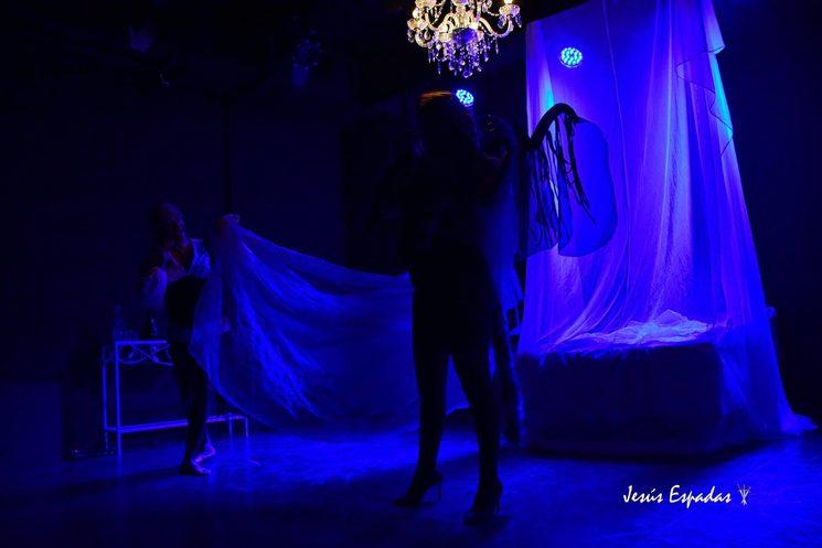 """""""Corazón de Arpía"""", Teatro El Topo y Ea! Teatro"""