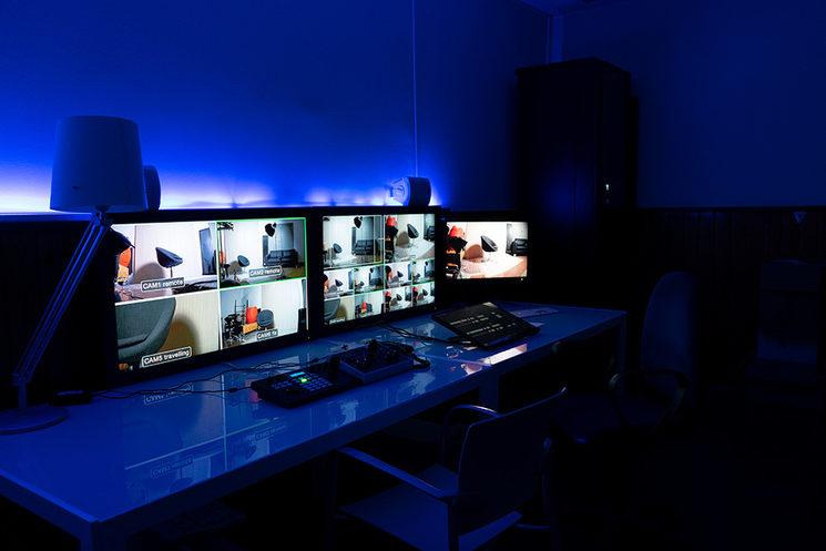 Realización video, hasta 8 cámaras HD