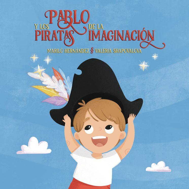 Portada de Pablo y los piratas de la imaginación
