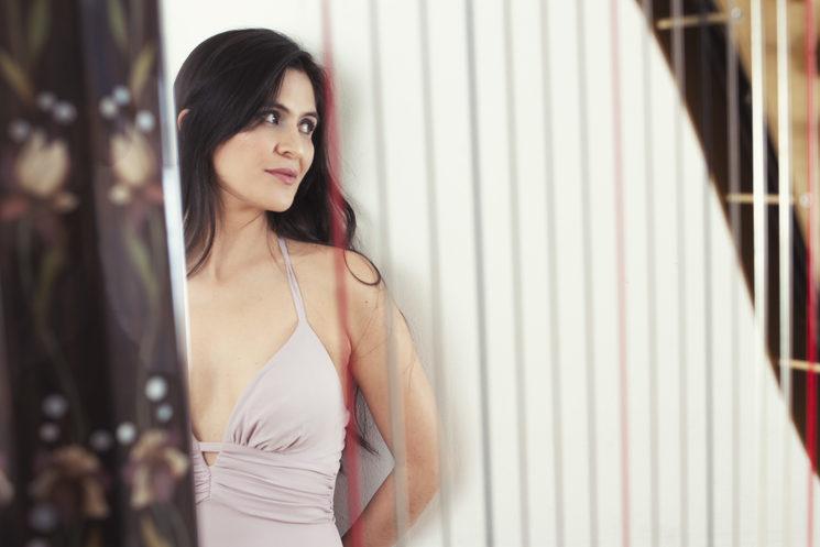 Martha Liliana Bonilla - Classic harp