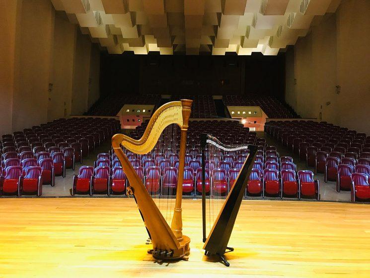 Concuerda2: Classic harp and llanera harp