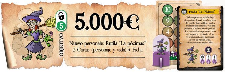 """Rutila """"La pócimas"""""""