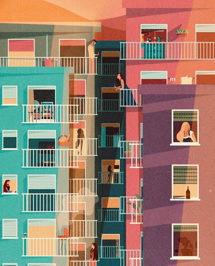 ilustración de Chiara Belmonte