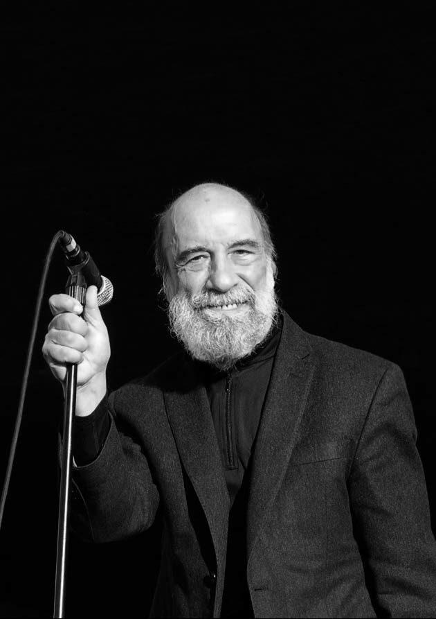 Poeta Raúl Zurita