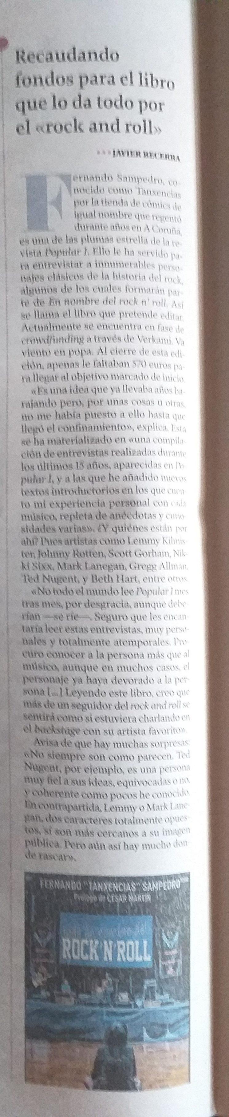 La Voz 28/08/2020