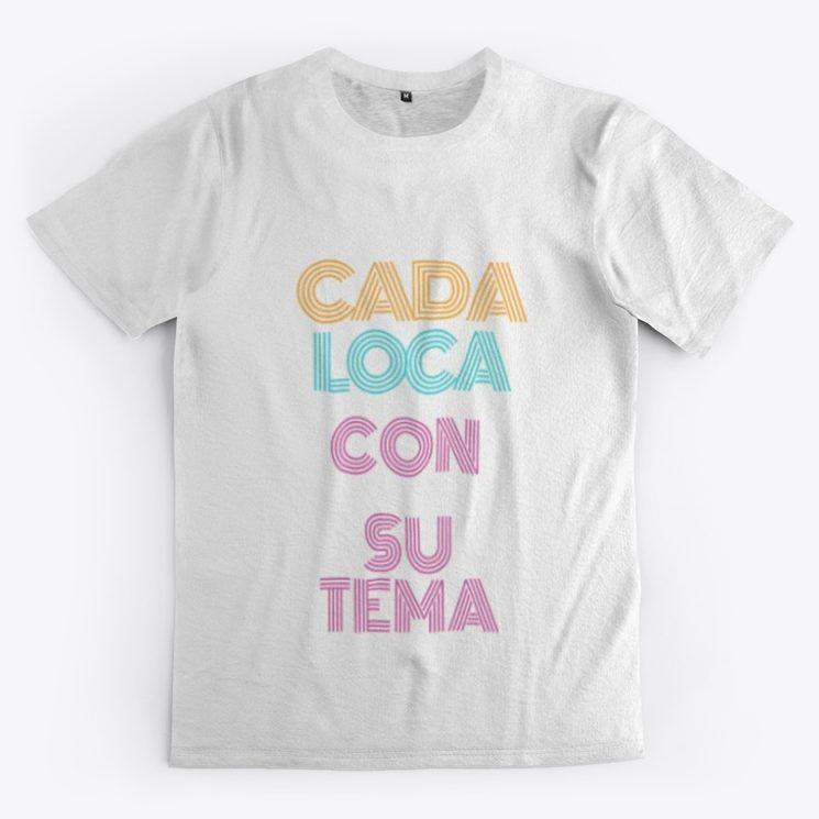 Camiseta (El diseño puede cambiar)