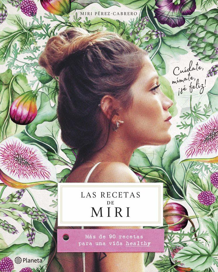 """Libro """"Las recetas de Miri"""""""
