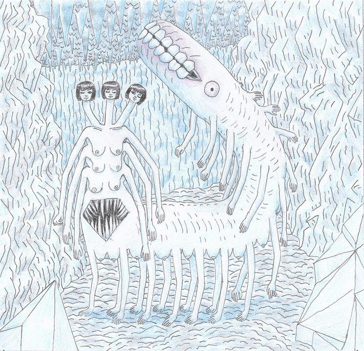 Ilustración de Paqaru
