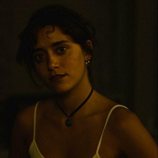 Sofía Barco interpreta el papel de Mujer y sus distintas caras.