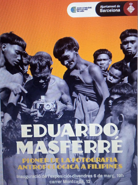 Exposisió Eduardo Masferré, pioner de la fotografia antropològica a Filipines