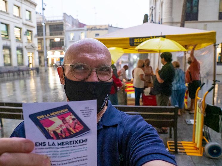Badalona, plaça de la Vila, 7-9-20