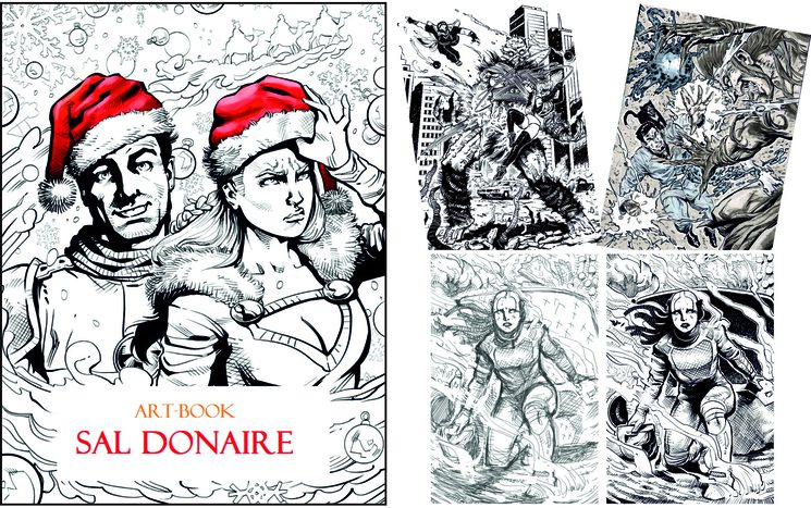 Art Book Sal Donaire