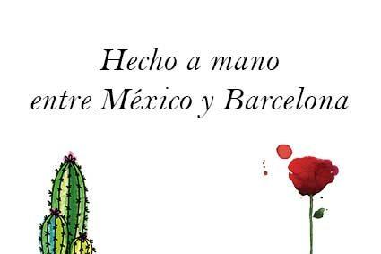 Amamos México y estimem Barcelona