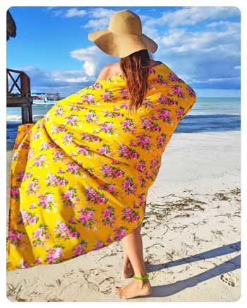 Sinchanclas sarong