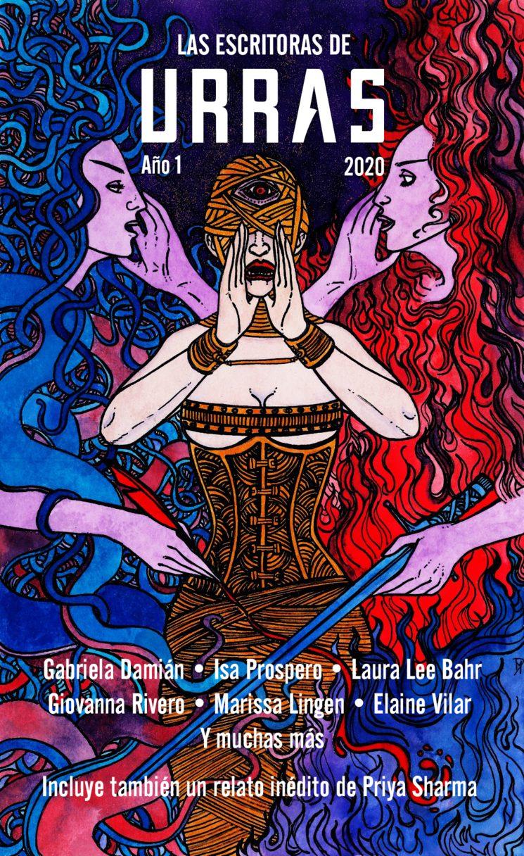 La portada de la colección, con la ilustración de Duchy Man