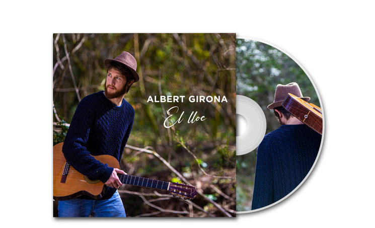 CD / Foto i disseny de Rut Freixes