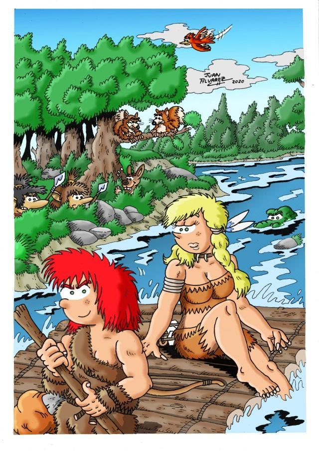Lamina Thurk y Shonna