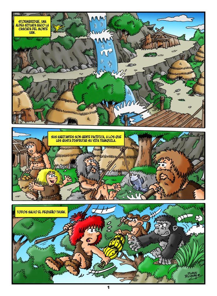 Wild - Página 1