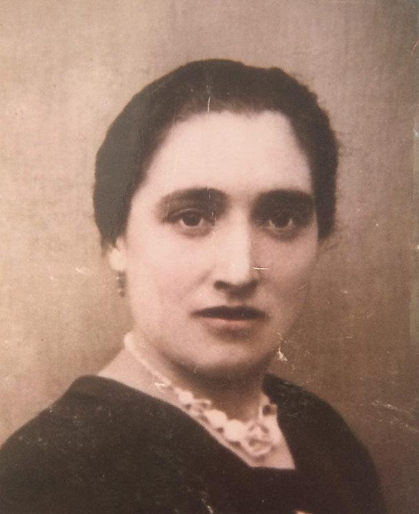 La abuela Francisca
