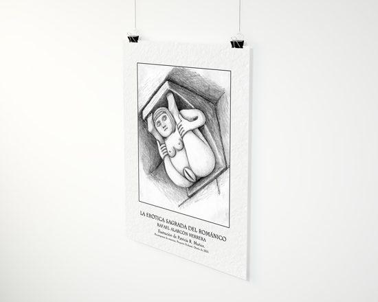 Consigue esta lámina en DINA4, impresa sobre papel arte de 300 gr aportando tu mecenazgo desde 75 euros, incluye libro.