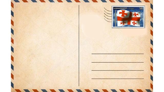 Postal desde Georgia